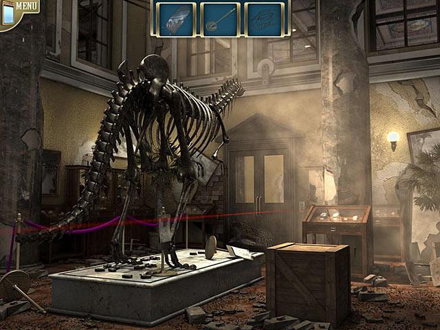 Screenshot Del Gioco 1 Escape the Museum