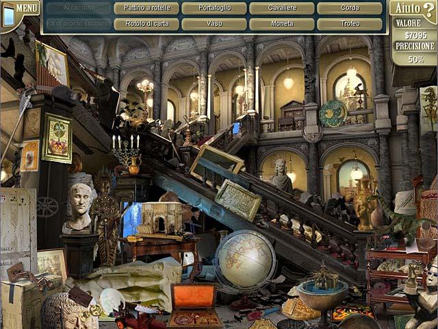 Screenshot Del Gioco 3 Escape the Museum