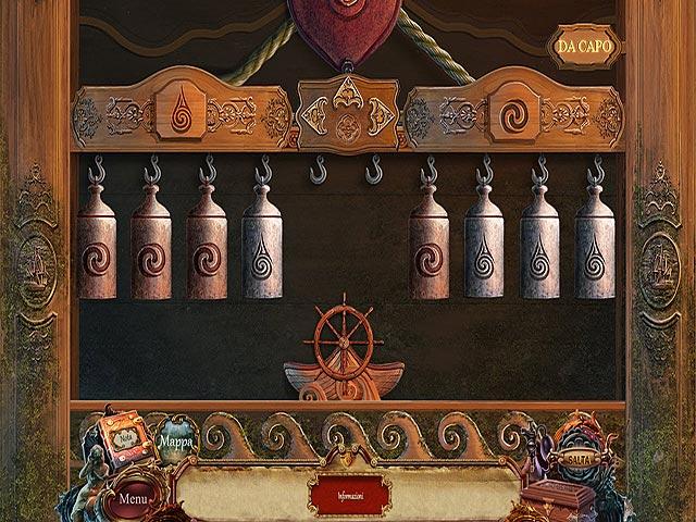 Screenshot Del Gioco 2 European Mystery: Il Profumo del Desiderio
