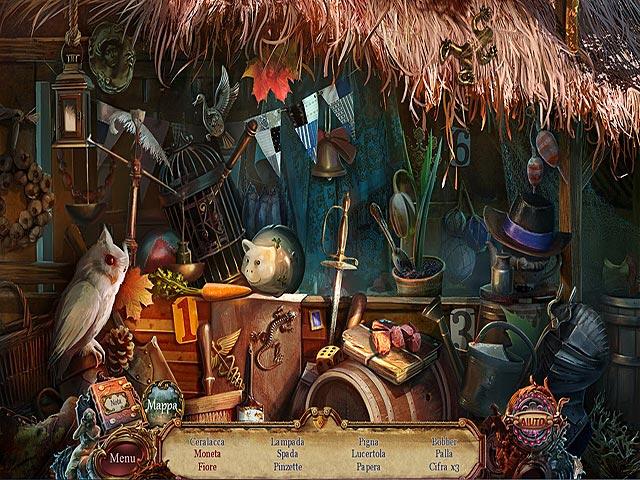 Screenshot Del Gioco 3 European Mystery: Il Profumo del Desiderio