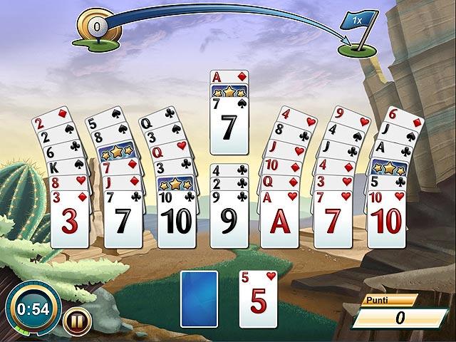 Screenshot Del Gioco 3 Fairway