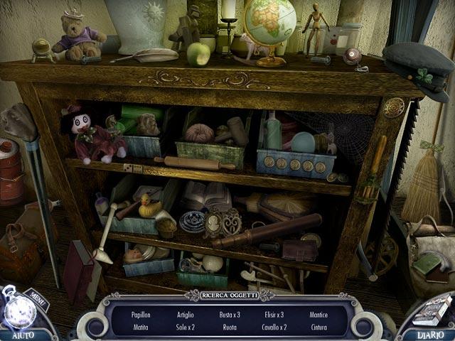 Video for Fairy Tale Mysteries: Il ladro di marionette