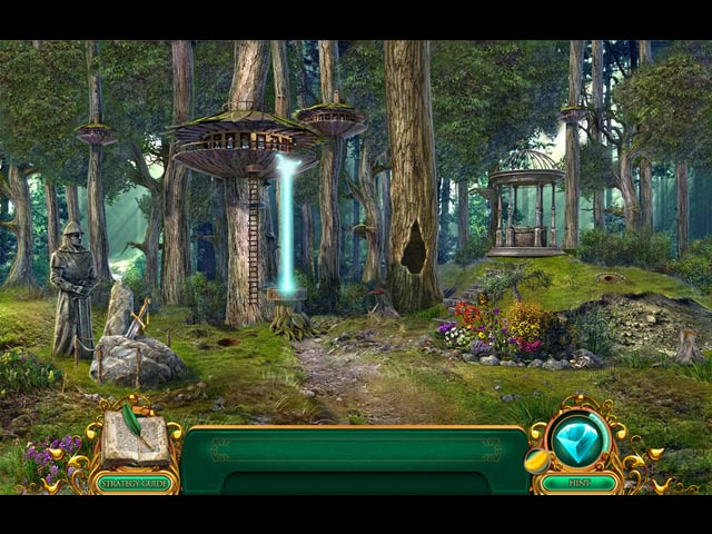 Screenshot Del Gioco 3 Fairy Tale Mysteries: The Beanstalk Collector's Edition