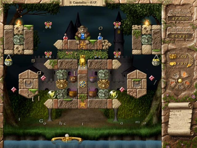 Screenshot Del Gioco 1 Fairy Treasure