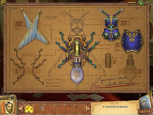 2 fantastic creations la casa di ottone gioco screenshot - Oggetti di ottone in casa ...