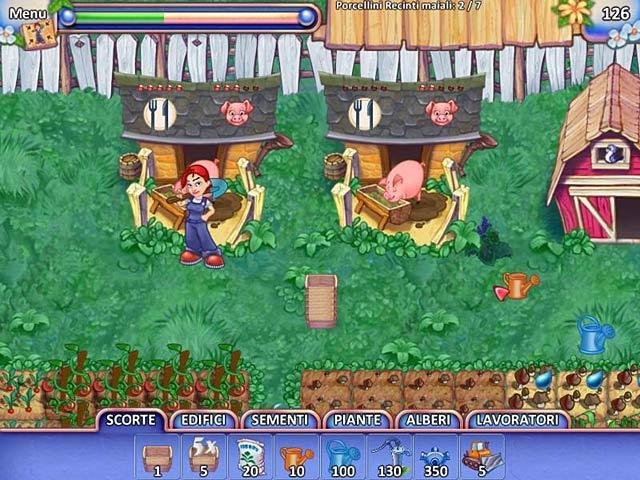 Screenshot Del Gioco 2 Farm Craft