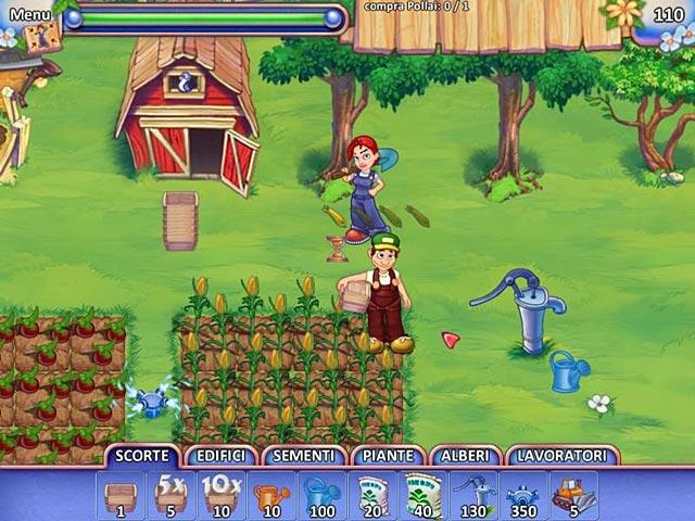 Screenshot Del Gioco 3 Farm Craft
