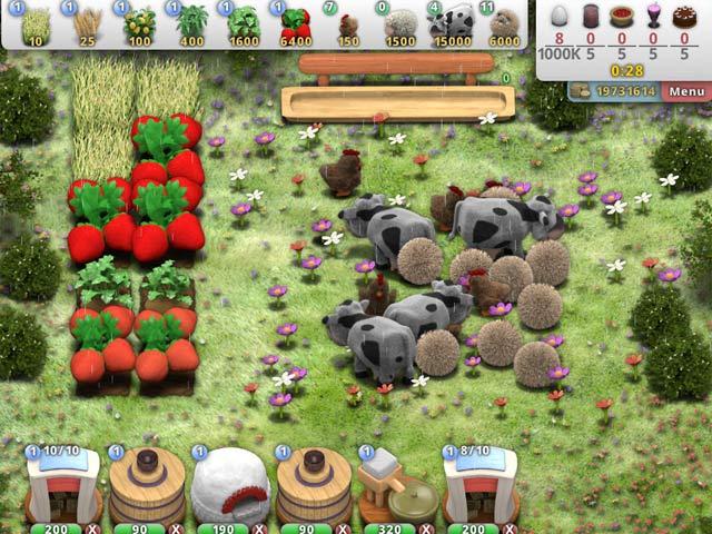 Screenshot Del Gioco 2 Farm Fables