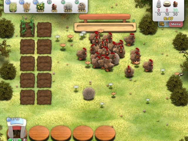 Screenshot Del Gioco 3 Farm Fables