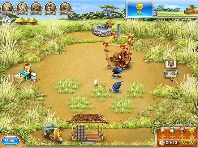 Screenshot Del Gioco 1 Farm Frenzy 3