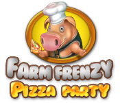 Caratteristica Screenshot Gioco Farm Frenzy Pizza Party