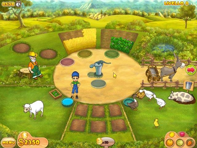 Screenshot Del Gioco 1 Farm Mania 2
