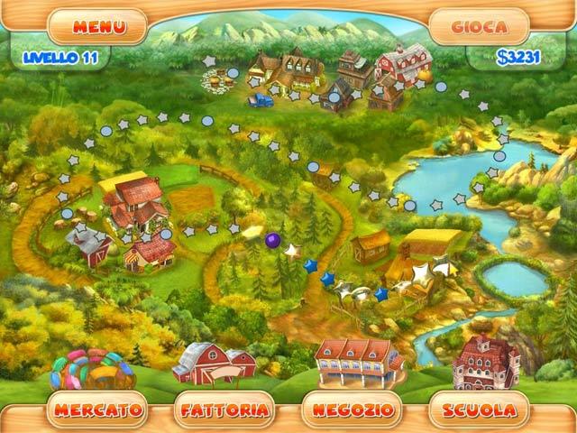 Screenshot Del Gioco 3 Farm Mania 2