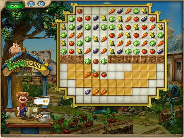 Screenshot Del Gioco 3 Farmscapes