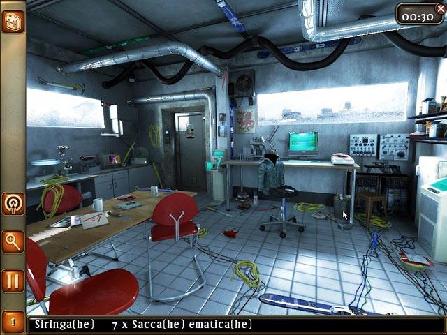 Screenshot Del Gioco 2 FBI: Paranormal Case