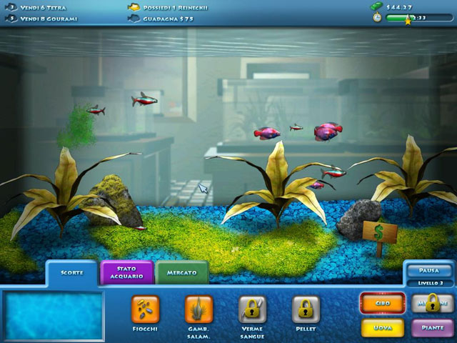 Screenshot Del Gioco 2 FishCo