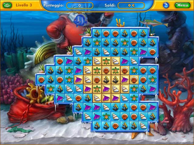 Video for Fishdom: Frosty Splash