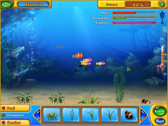 Screenshot Del Gioco 3 Fishdom