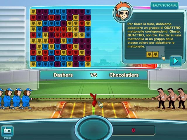 Screenshot Del Gioco 2 Fitness Dash