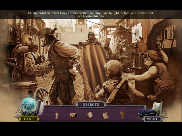 Screenshot Del Gioco 2 Forgotten Kingdoms: The Ruby Ring Collector's Edition