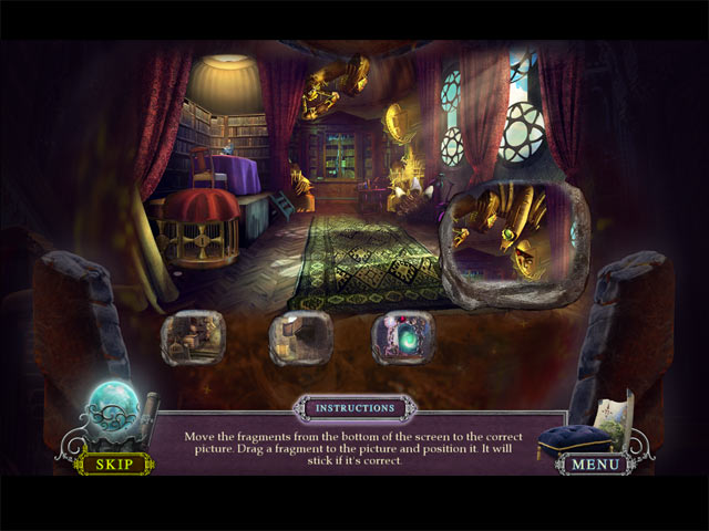 Screenshot Del Gioco 3 Forgotten Kingdoms: The Ruby Ring Collector's Edition