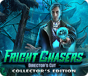 Caratteristica Screenshot Gioco Fright Chasers: Director's Cut Collector's Edition