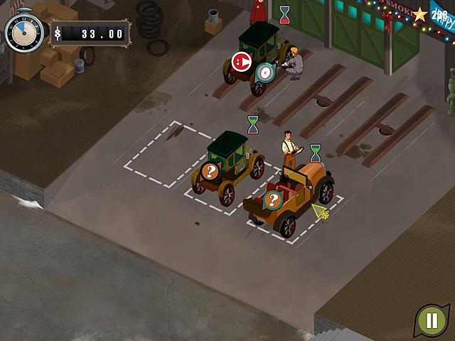 Screenshot Del Gioco 1 Garage Inc.