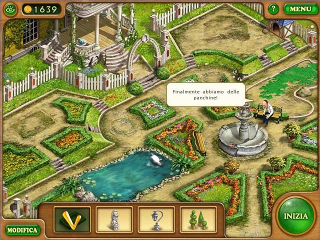 Screenshot Del Gioco 2 Gardenscapes