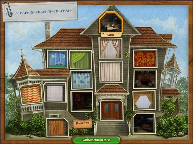 Screenshot Del Gioco 3 Gardenscapes