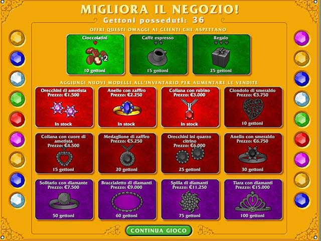 Screenshot Del Gioco 3 Gem Shop