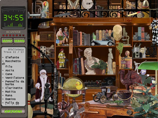 Screenshot Del Gioco 2 G.H.O.S.T. Hunters: The Haunting of Majesty Manor