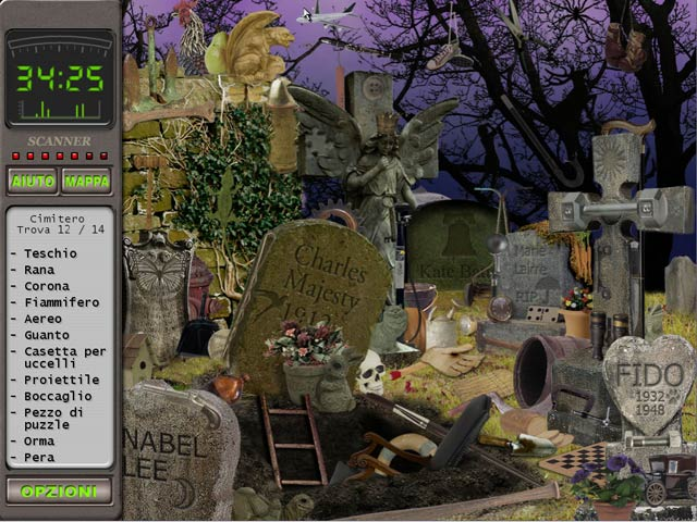 Screenshot Del Gioco 3 G.H.O.S.T. Hunters: The Haunting of Majesty Manor
