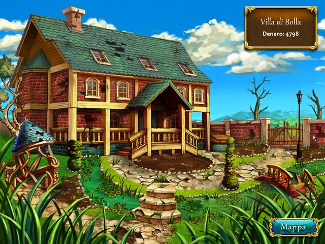 Screenshot Del Gioco 2 Giardini e Giardini: Dalle stalle alle stelle