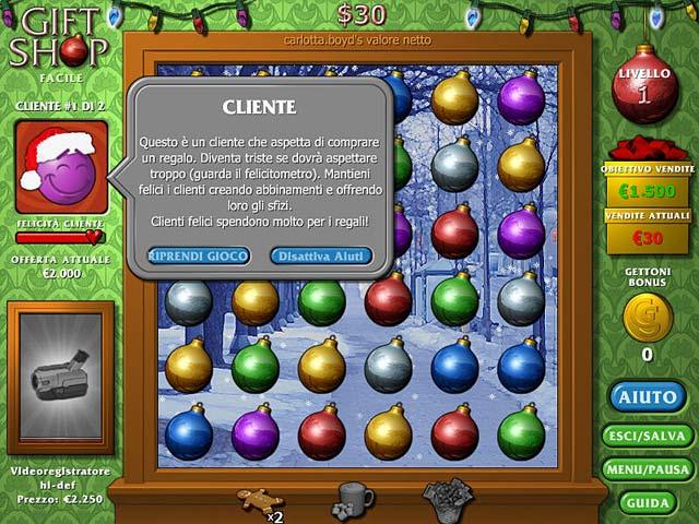 Screenshot Del Gioco 2 Gift Shop