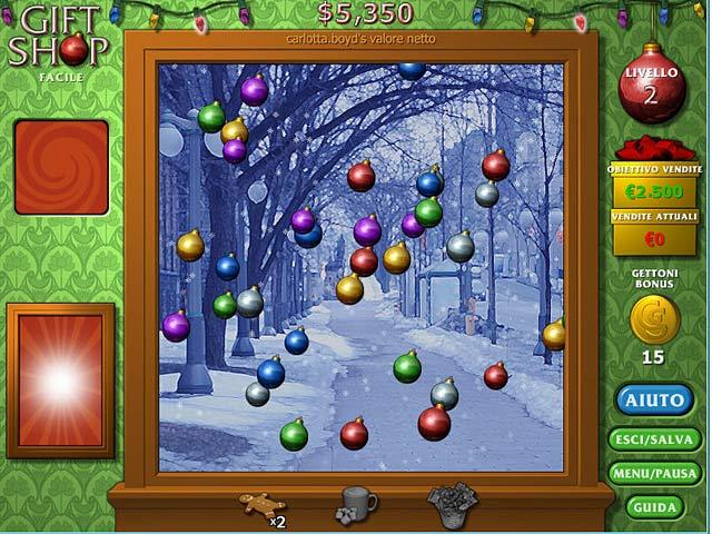 Screenshot Del Gioco 3 Gift Shop