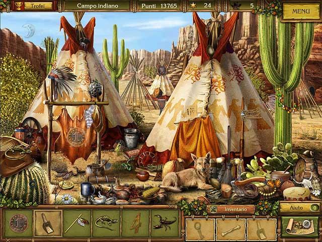 Screenshot Del Gioco 3 Golden Trails: The New Western Rush