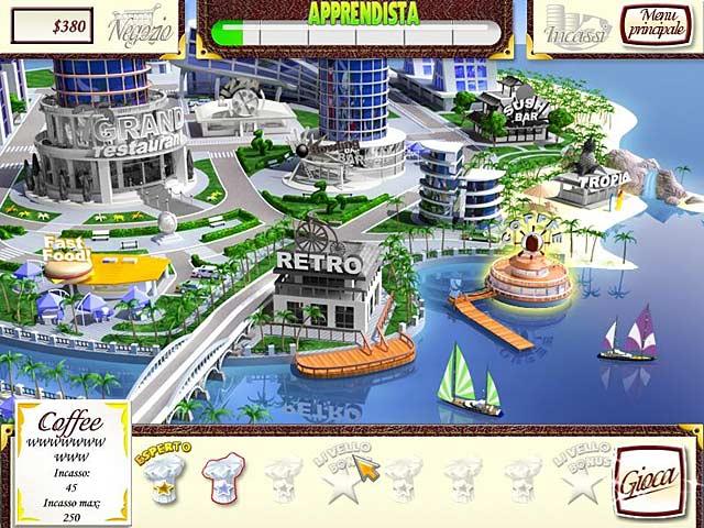 Screenshot Del Gioco 3 Gourmania