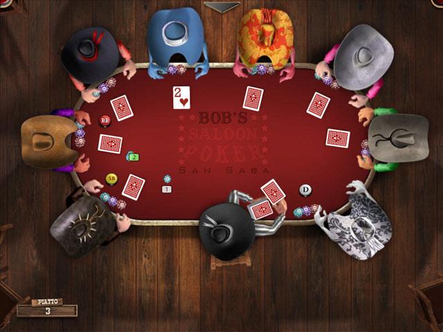 Screenshot Del Gioco 2 Governor of Poker