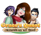 Caratteristica Screenshot Gioco Grace's Quest: To Catch An Art Thief