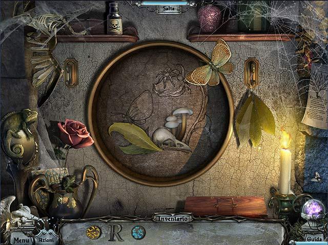 Screenshot Del Gioco 2 Gravely Silent: Il castello del non ritorno