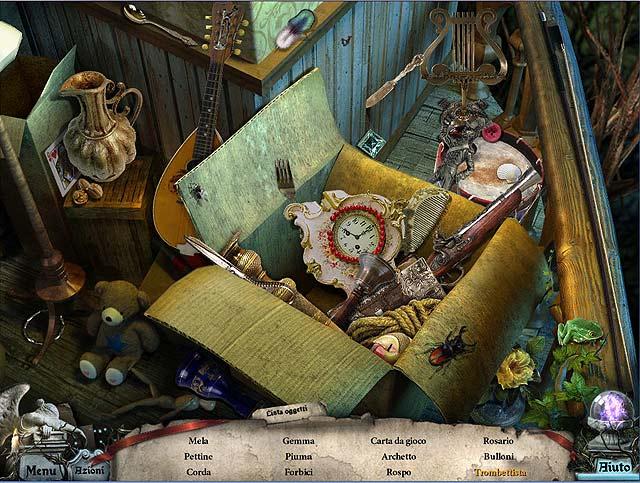 Screenshot Del Gioco 3 Gravely Silent: Il castello del non ritorno