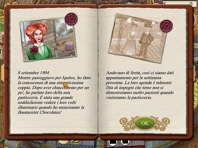 Screenshot Del Gioco 2 The Great Chocolate Chase
