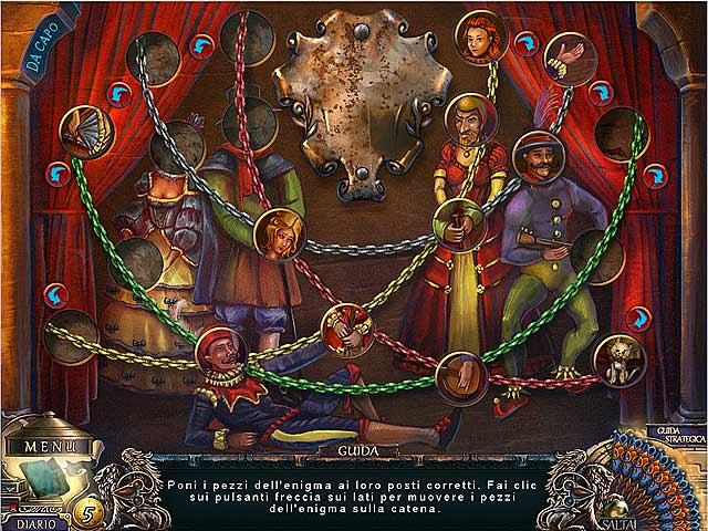 Screenshot Del Gioco 3 Grim Facade: Sinistra ossessione Edizione Speciale