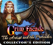 Grim Facade: The Artist and The Pretender Collector's Edition