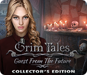 Caratteristica Screenshot Gioco Grim Tales: Guest From The Future Collector's Edition