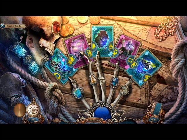 Screenshot Del Gioco 3 Grim Tales: The Vengeance Collector's Edition