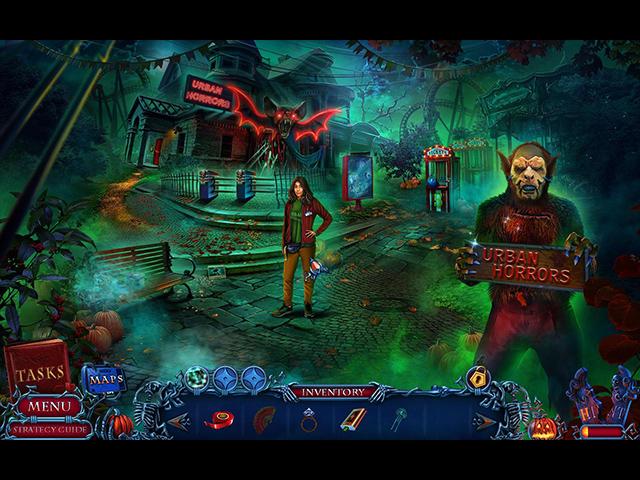 Halloween Chronicles: Monsters Among Us Collector's Edition img