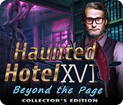 Caratteristica Screenshot Gioco Haunted Hotel: Beyond the Page Collector's Edition