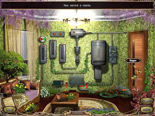 Screenshot Del Gioco 3 Haunted Hotel: Lonely Dream
