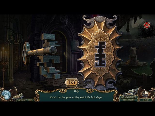 Screenshot Del Gioco 3 Haunted Legends: Twisted Fate Collector's Edition